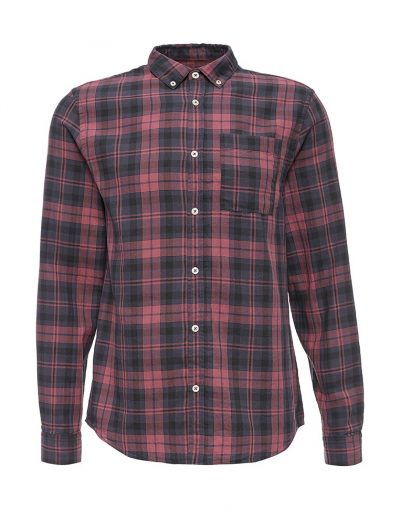 Shirt in Long Sleeve with Lumber Check