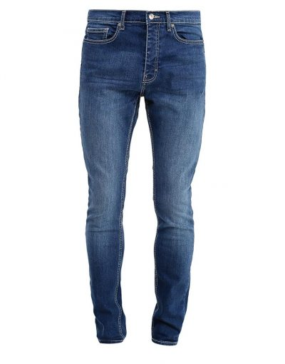 Extreme Super Skinny Jeans In Dark Wash