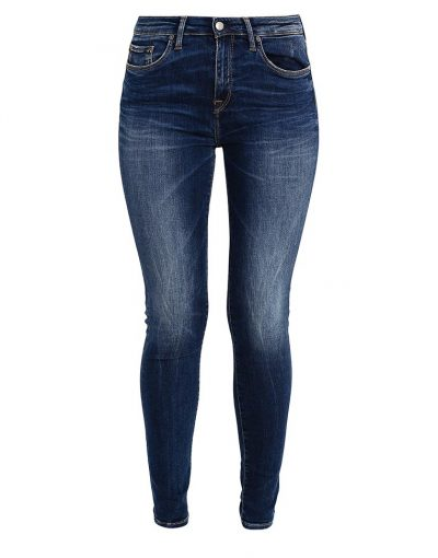 Women Pencil Stretch Casual Denim Skinny Jeans Pants High Waist Jeans