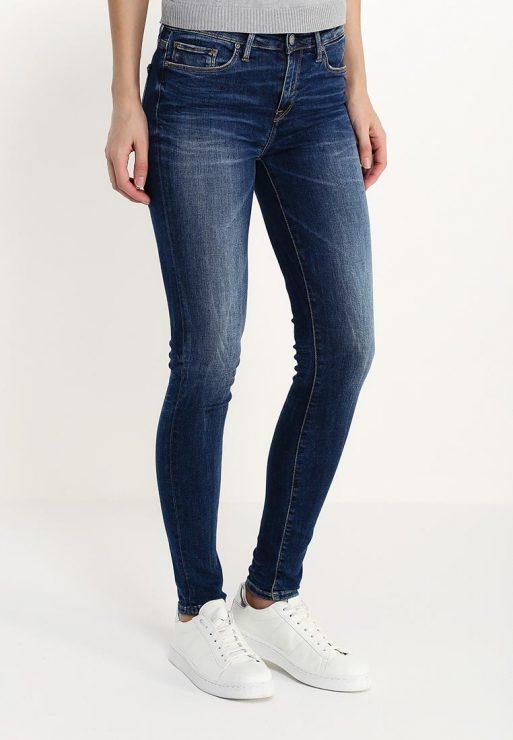 Women Pencil Stretch Casual Denim Skinny Jeans Pants High Waist Jeans